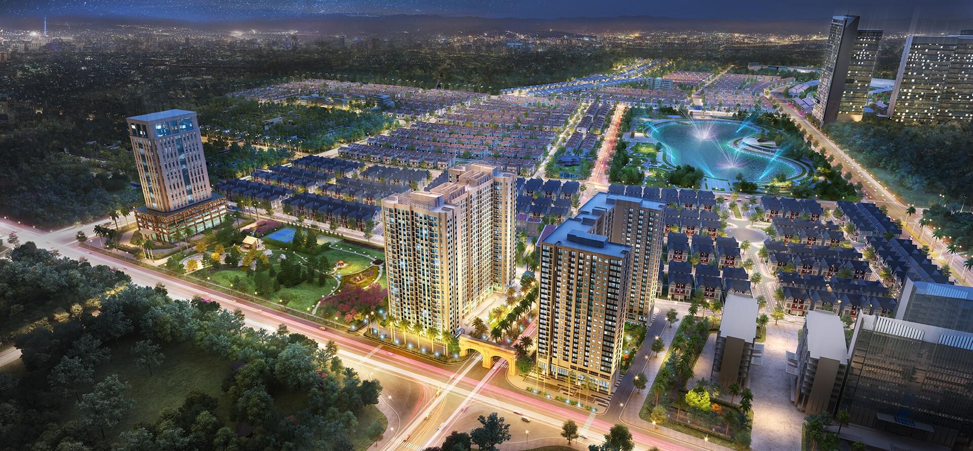 Chung cư Anland Premium Dương Nội chung cư Anland 2