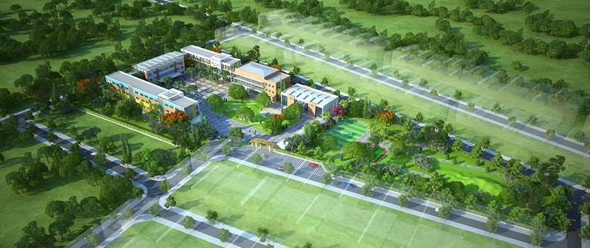 Trường tiểu học Lê Quý Đôn khu đô thị Dương Nội