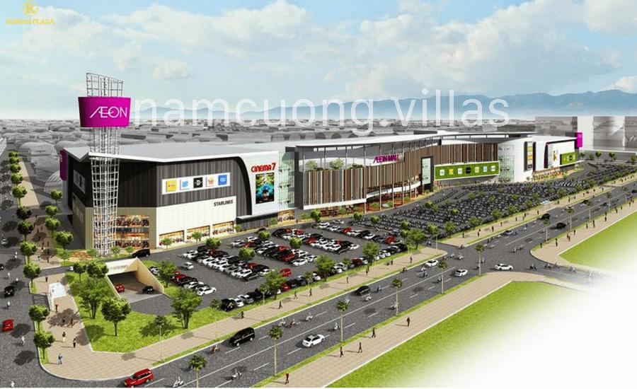 Tổng thầu D&B dự án AEON Mall Hà Đông trị giá hơn 2.000 tỷ đồng được giao cho liên danh Kajima - Hòa Bình