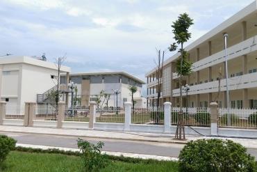 Nam Cường đầu tư trường học công lập với chất lượng quốc tế