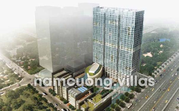 Dự án trung tâm điều hành viễn thông quốc gia Việt Nam