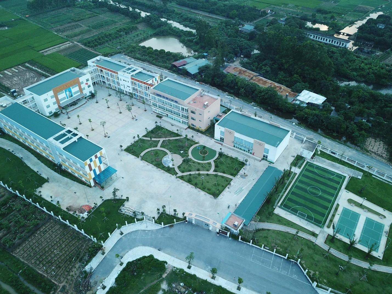 Trường tiểu học Lê Quý Đôn – Khu đô thị Dương Nội mang đến môi trường phát triển toàn diện cả về thể chất lẫn tri thức
